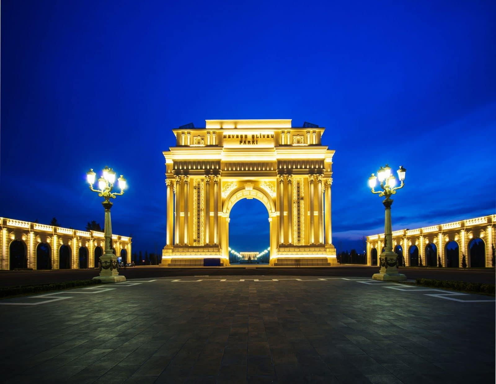 Ganja Azerbaijao