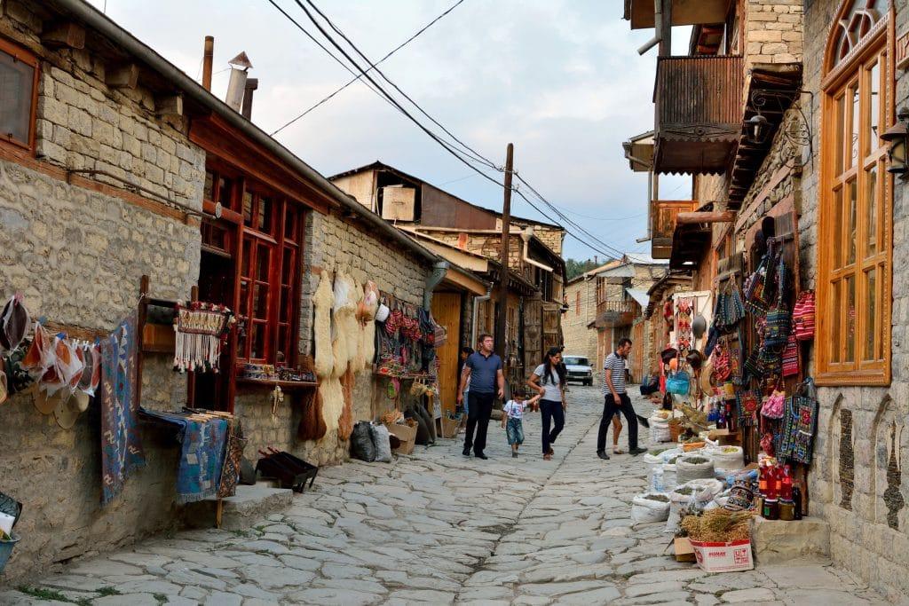 Lahic Azerbaijao