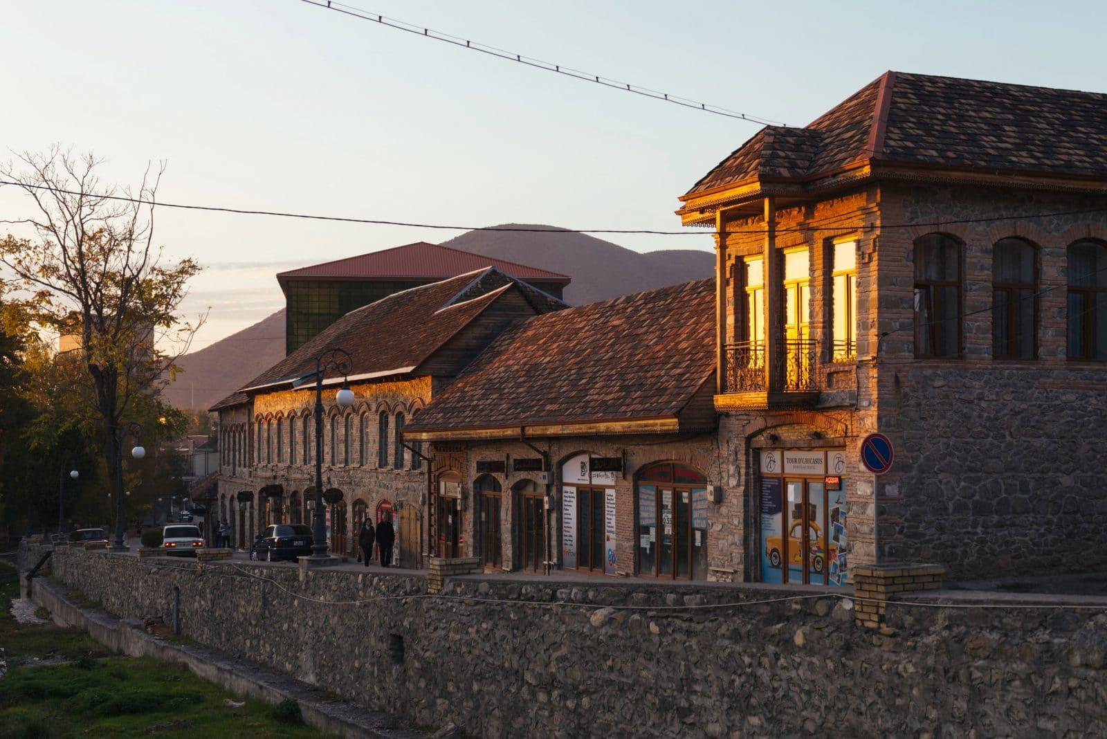 Sheki Azerbaijao