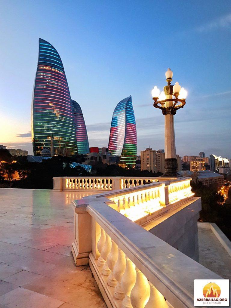 BAKU AZERBAIJÃO