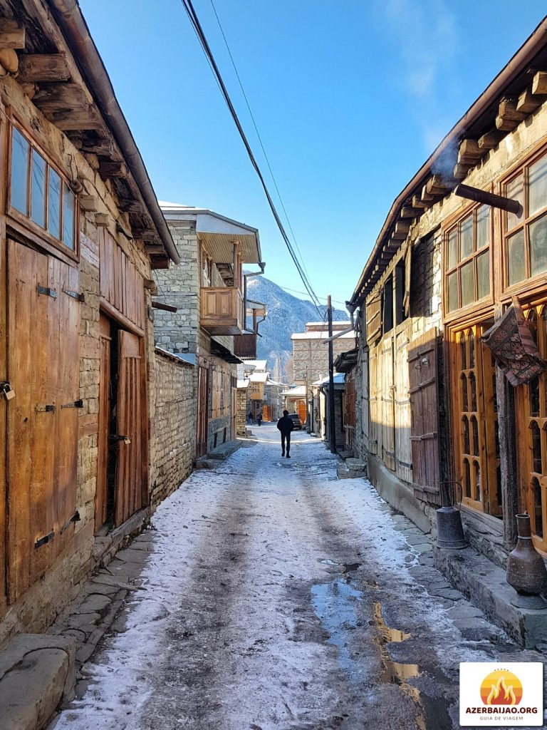 Lahic no Azerbaijão