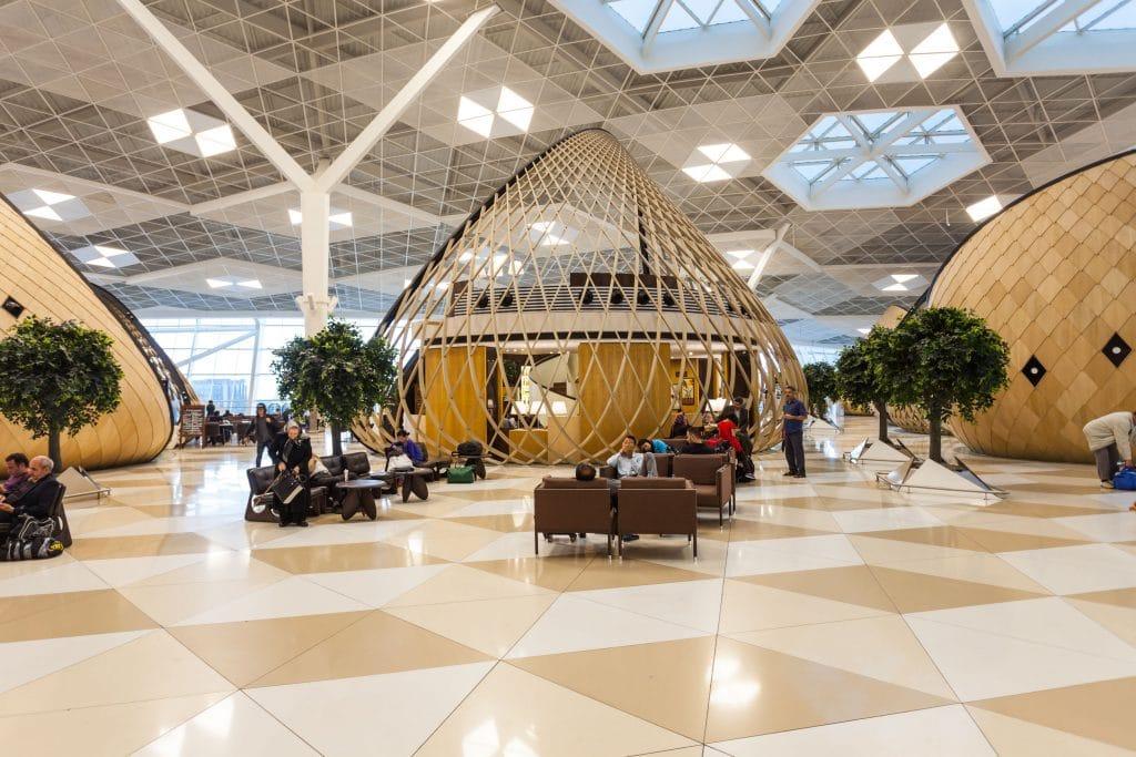 Aeroporto Internacional Heydar Aliyev em Baku
