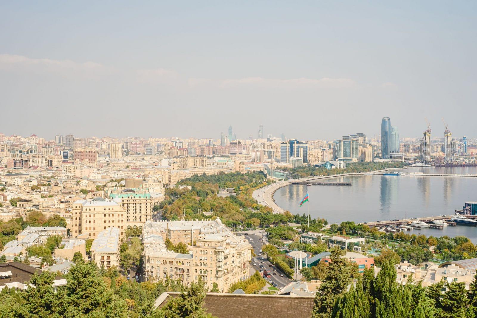 Baku no Azerbaijao