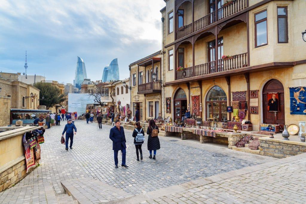 Cidade Antiga de Baku
