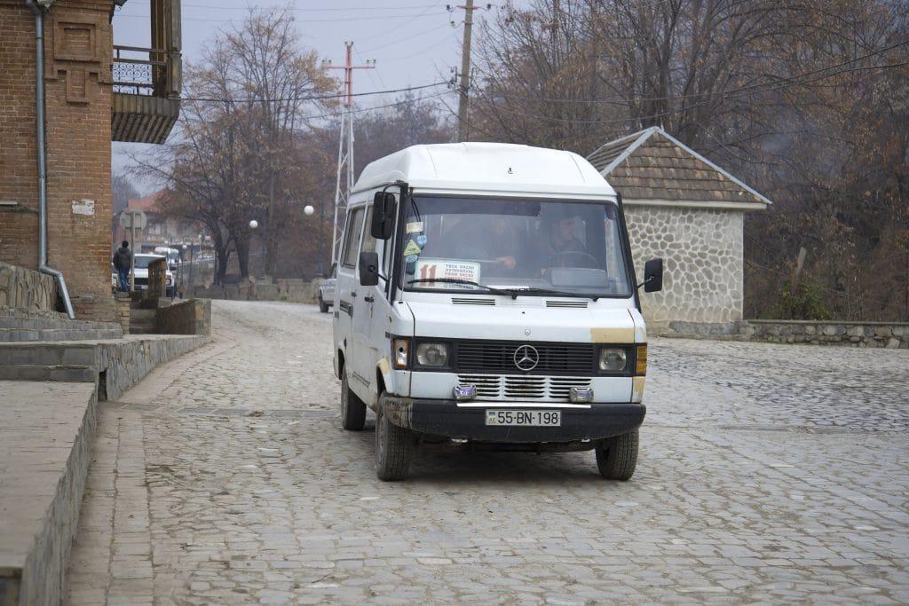 Transportes Públicos no Azerbaijão