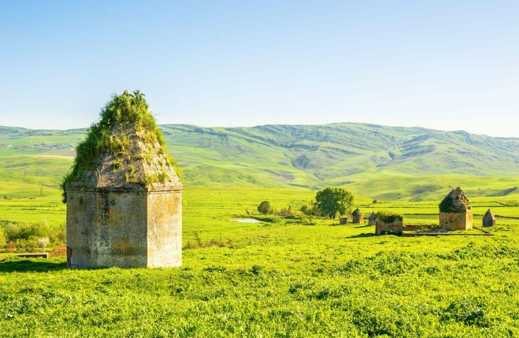 Ideias de Itinerários no Azerbaijão