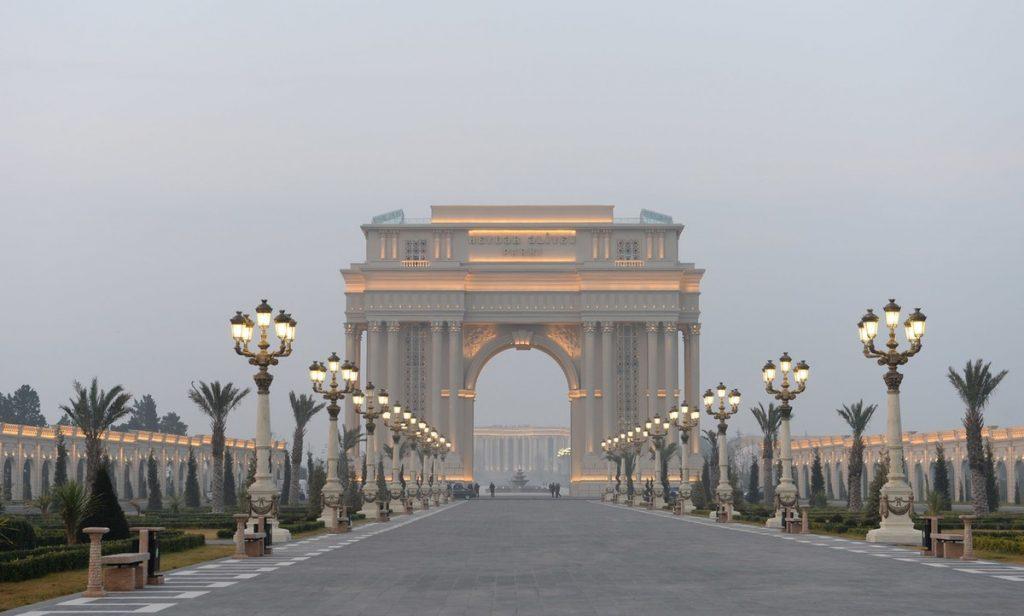 Ganja Azerbaijão